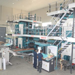 printing press in lagos